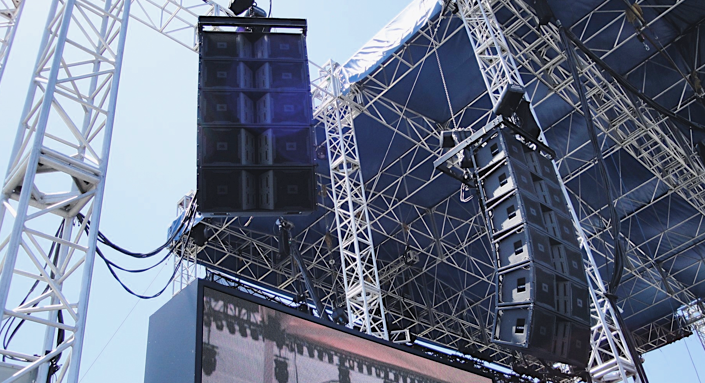 Professional Concert Sound Systems Since 1978